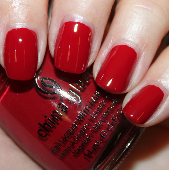 China Glaze City Siren