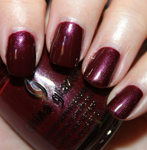 China Glaze Loft Y Ambitions