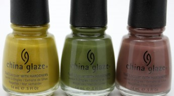 China Glaze Metro-Part I-2