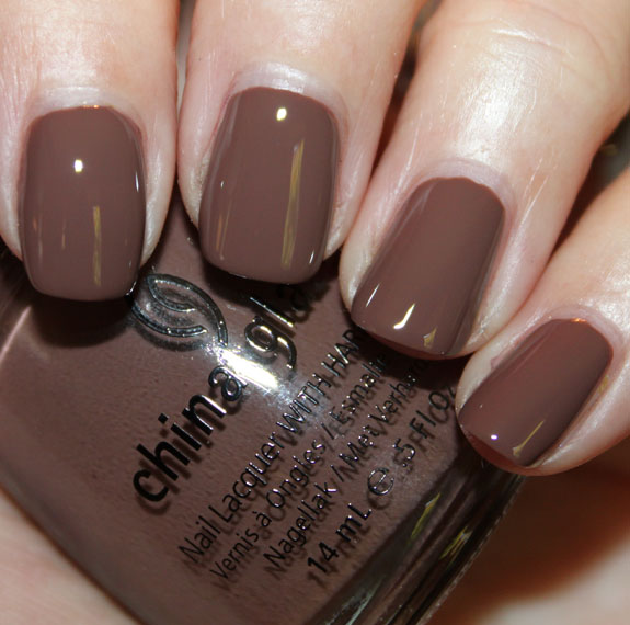 China Glaze Street Chic