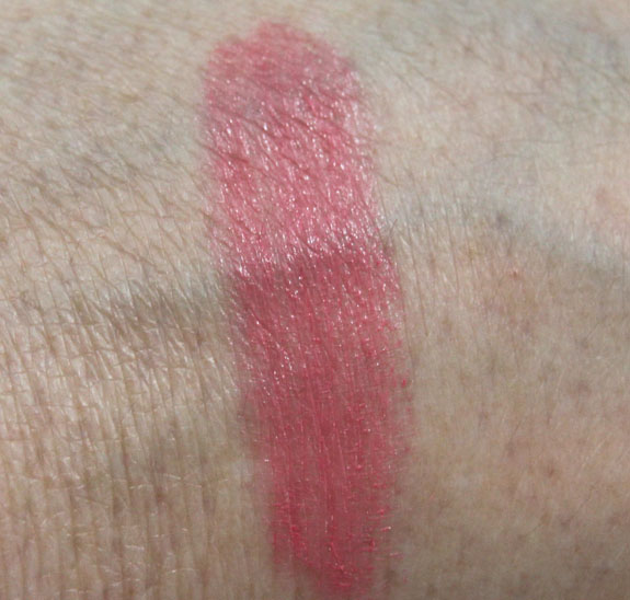 Josie Maran Argan Infused Lipstick Sole Love Swatch