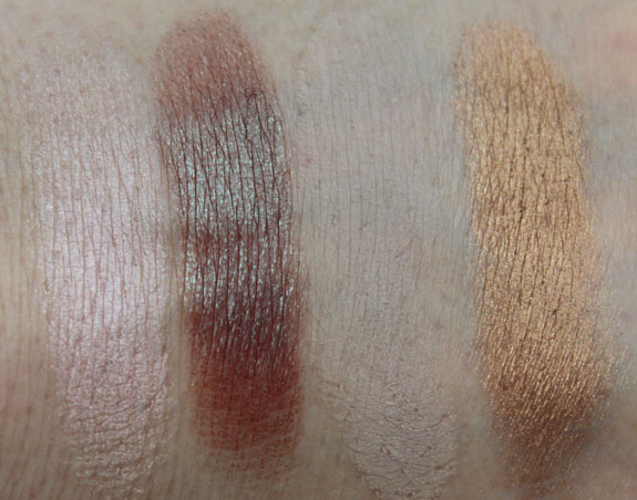 MAC Colourizations Swatch 5 and 6