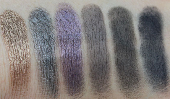Too Faced Smokey Eye Swatch 2