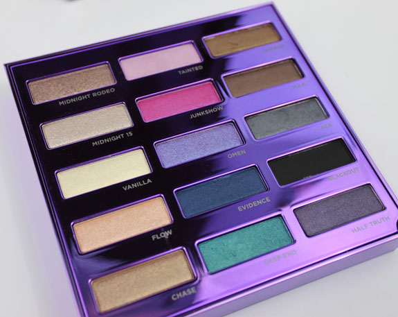 Urban Decay 15th Anniversary Palette 4