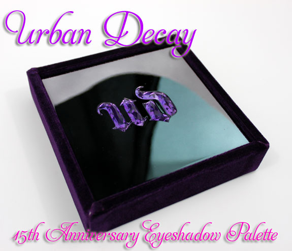 Urban Decay 15th Anniversary Palette