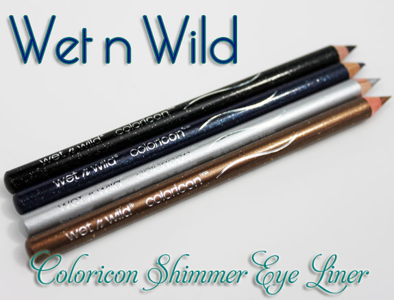 Wet n Wild Coloricon Shimmer Eye Liner