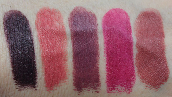 Wet n Wild Megalast Lipcolor Swatch 1