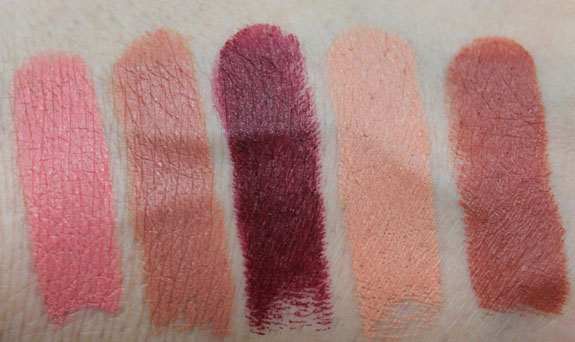 Wet n Wild Megalast Lipcolor Swatch 2