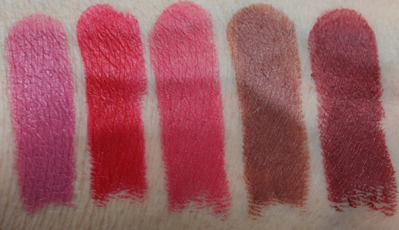 Wet n Wild Megalast Lipcolor Swatch 3