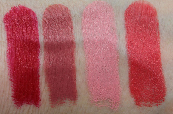 Wet N Wild Megalast Lipcolor Swatches Photos Review Vampy Varnish
