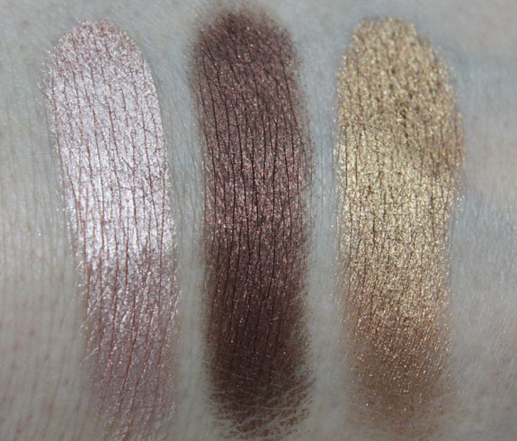 Wet n Wild The Gilded Age Swatches