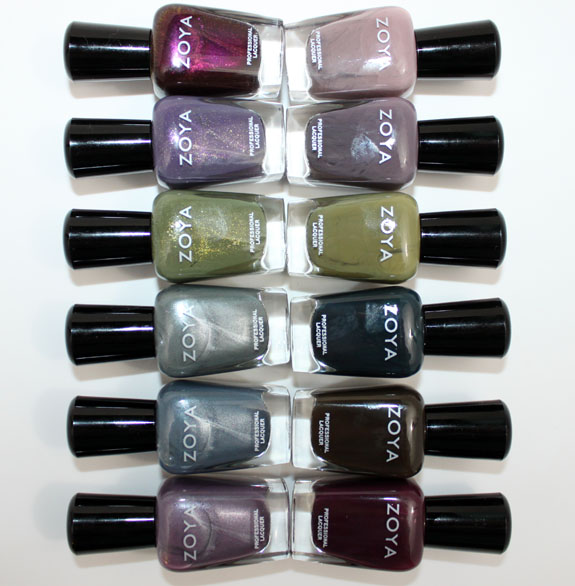 Zoya Smoke  Mirrors 2