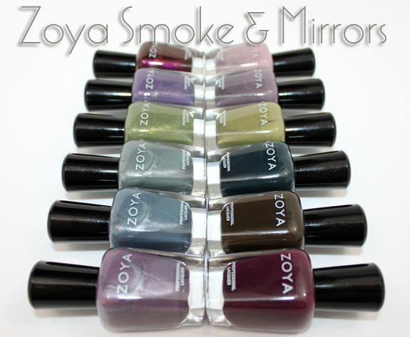 Zoya Smoke  Mirrors 3