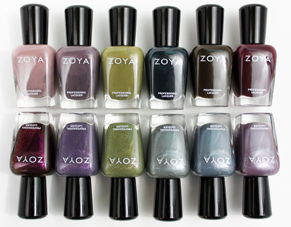 Zoya Smoke Mirrors Zoya Smoke and Mirrors Fall 2011 Collection Giveaway Extravaganza!
