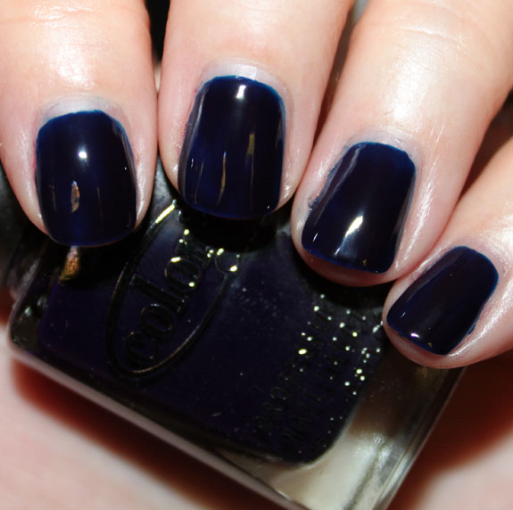 Color Club Blue topia