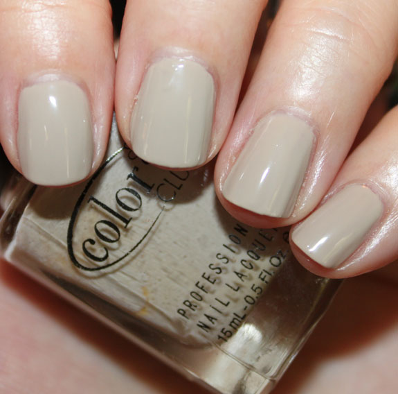 Color Club Nomadic in Nude
