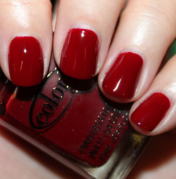 Color Club Red ical Gypsy