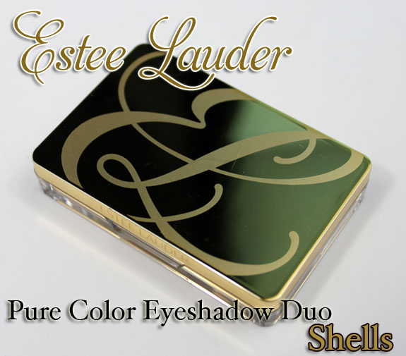 Estee Lauder Shells Pure Color Eyeshadow Duo