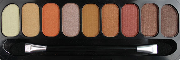 Jesse s Girl Brown Eyed Girl Palette 2