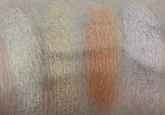 Jesse s Girl Brown Eyed Girl Swatch 1