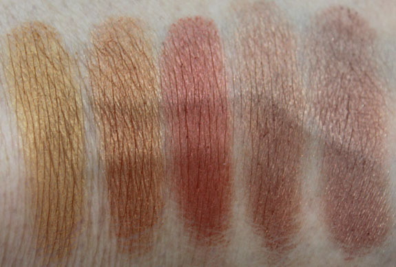Jesse s Girl Brown Eyed Girl Swatch 2