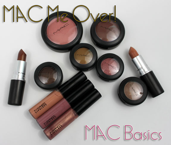 MAC Me Over MAC Basics