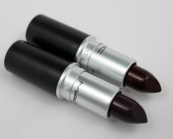 MAC Me Over New Black Lipstick