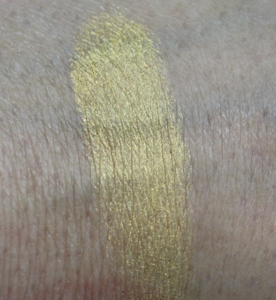 NARS Golden Gate Bridge Swatch