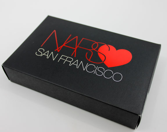 NARS Loves San Francisco