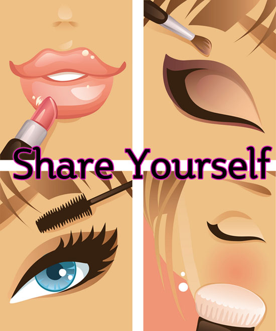 Share Yourself Share Yourself Vol. 2