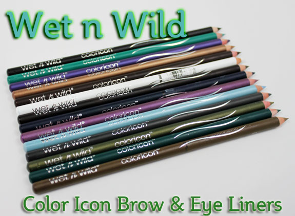 Wet n Wild Color Icon Brow and Eye Liner