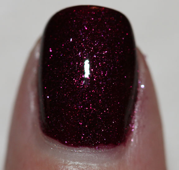 Deborah Lippmann Good Girl Gone Bad Macro