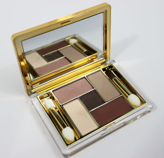 Estee Lauder Surreal Skies Pure Color Eyeshadow Palette 2 Estee Lauder Surreal Skies Pure Color Eyeshadow Palette for Fall 2011 Swatches, Photos & Review