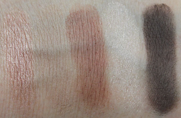 Estee Lauder Surreal Skies Pure Color Eyeshadow Palette Swatches