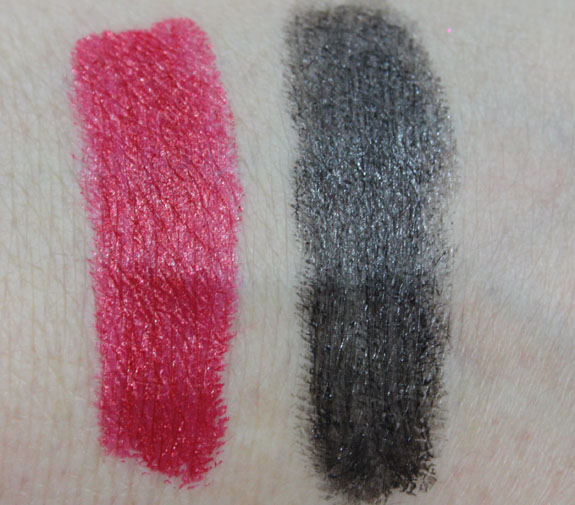 Fantasy Makers Lipstick Swatches