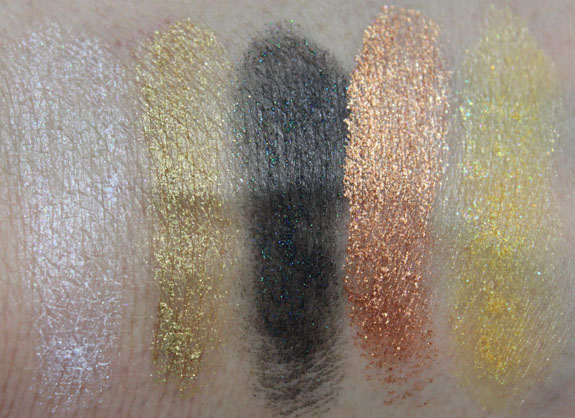 Fantasy Makers Rising Star Swatches