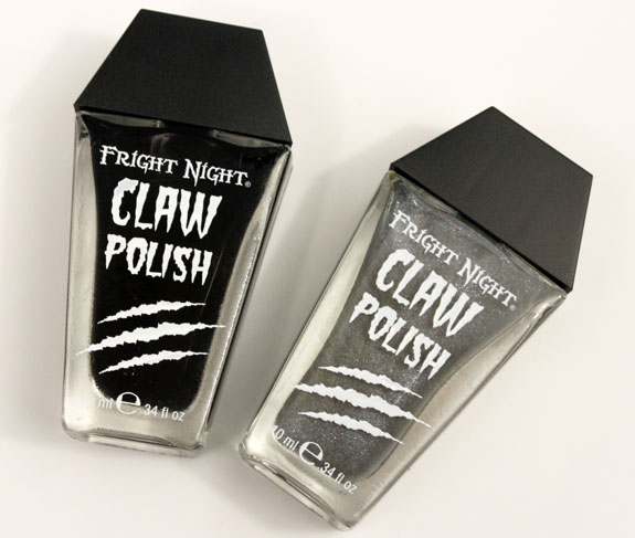 Fright Night Claw Polish 2 Fright Night Claw Polish for Halloween 2011 Swatches, Photos & Review