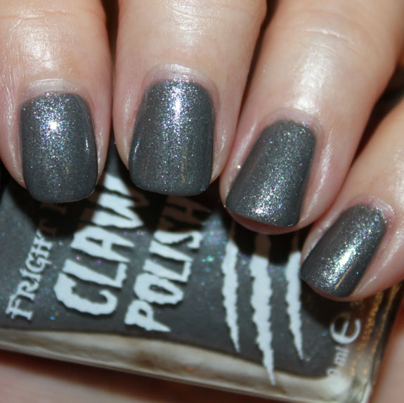 Fright Night Claw Polish Phantom Fright Night Claw Polish for Halloween 2011 Swatches, Photos & Review