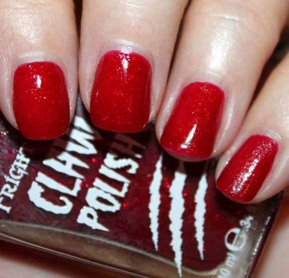 Fright Night Claw Polish Voodoo