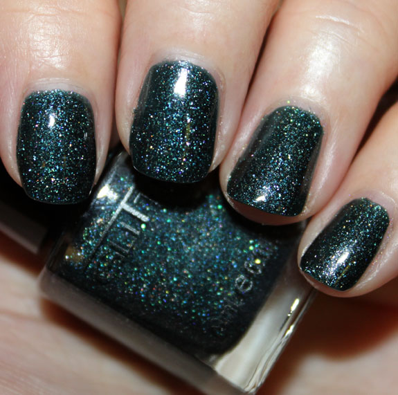 Glitter Gal Deep Green Sparkle