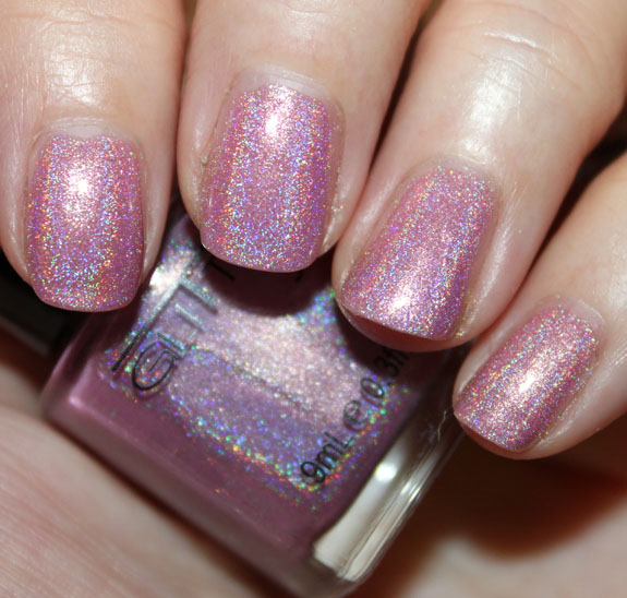 Glitter Gal Frappe Holo