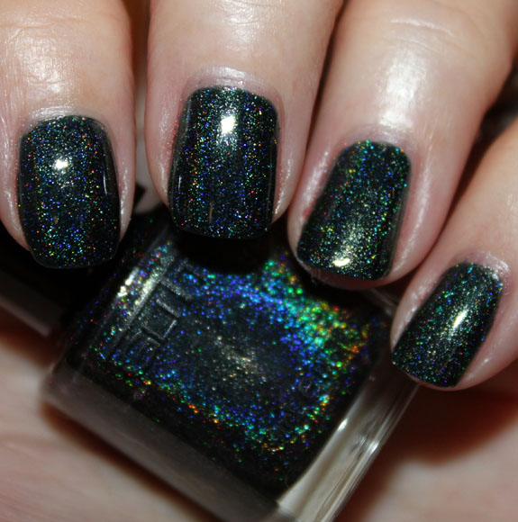 Glitter Gal Lizard Belly Glitter Gal 3D Holo & Sparkle Nail Polish Swatches, Photos & Review