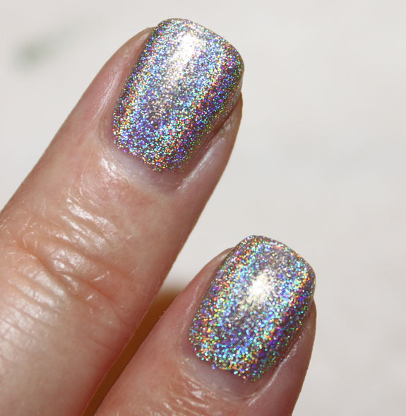 Glitter Gall Green Holo 2
