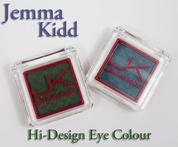 Jemma Kidd Hi Design Eye Colour