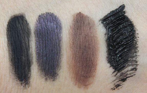 Laura Mercier Swatches