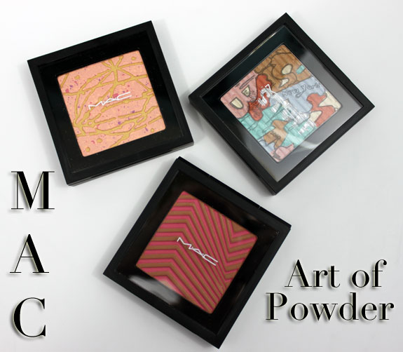 MAC Art of Powder