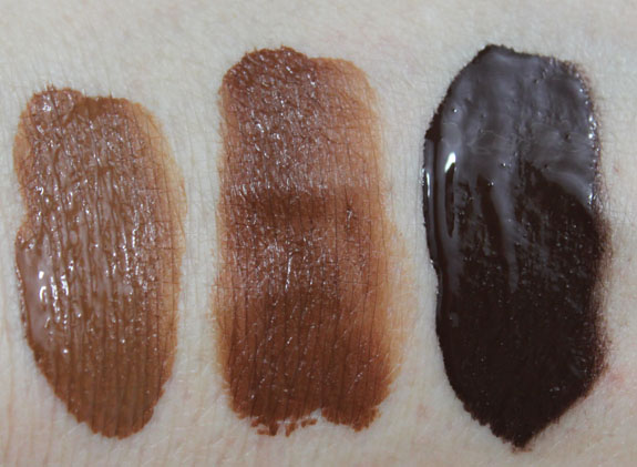 MAC Matchmaster Foundation Swatches 2