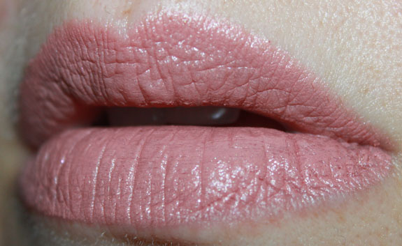 MAC Posh Paradise Mattene Lipstick Naked Bliss MAC Posh Paradise Collection ...