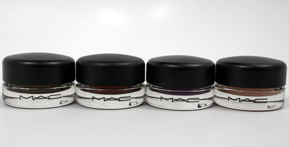 MAC Posh Paradise Paint Pots 2