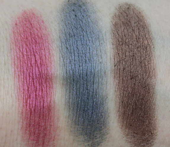 MAC Pro Longwear Eye Shadow Swatches 2